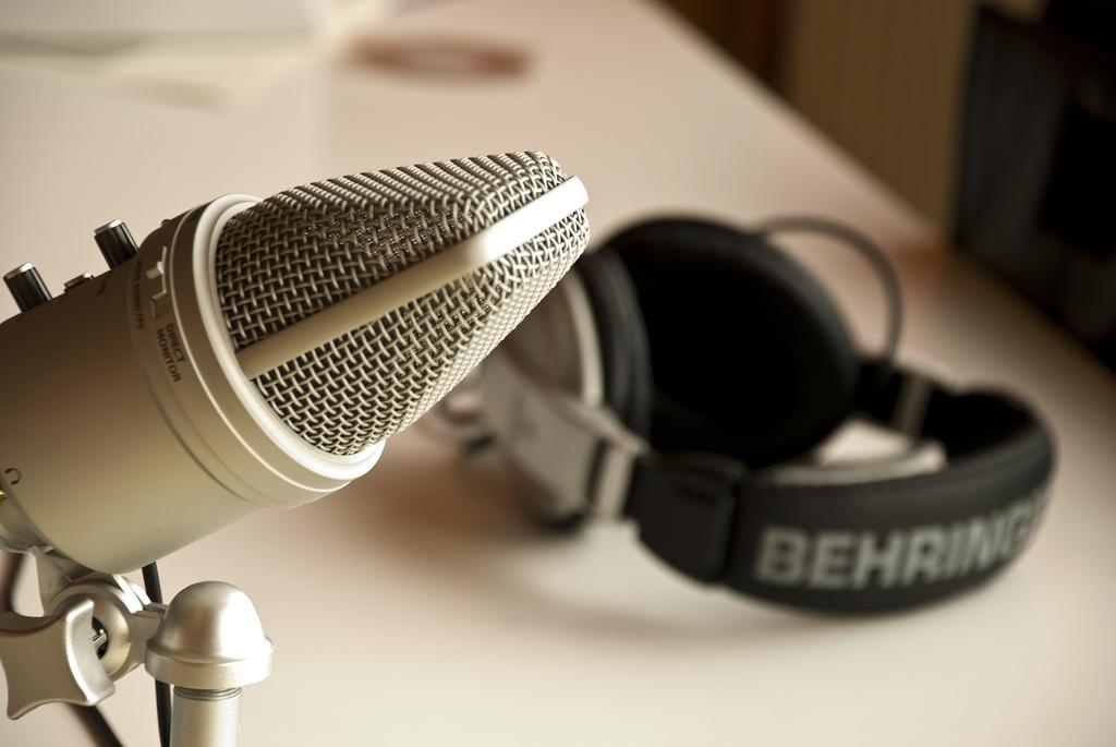 «Ток-шоу»: Как создают, развивают и слушают подкасты - 1