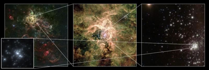 Спросите Итана №56: состоят ли чёрные дыры из тёмной материи? - 4