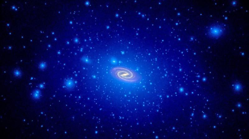 Спросите Итана №56: состоят ли чёрные дыры из тёмной материи? - 7
