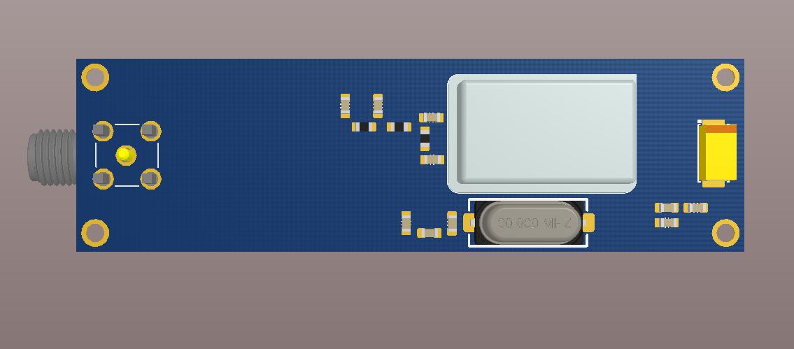 USB Генератор СВЧ - 3