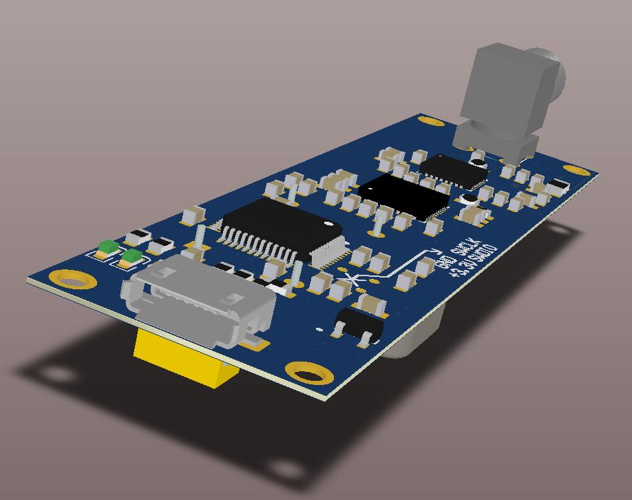 USB Генератор СВЧ - 4