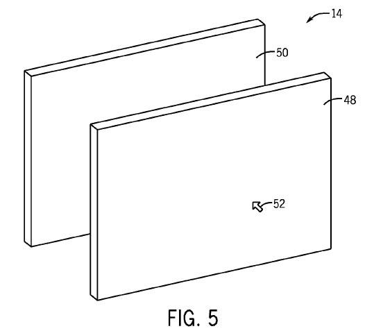 Apple удалось запатентовать прозрачное электронное устройство