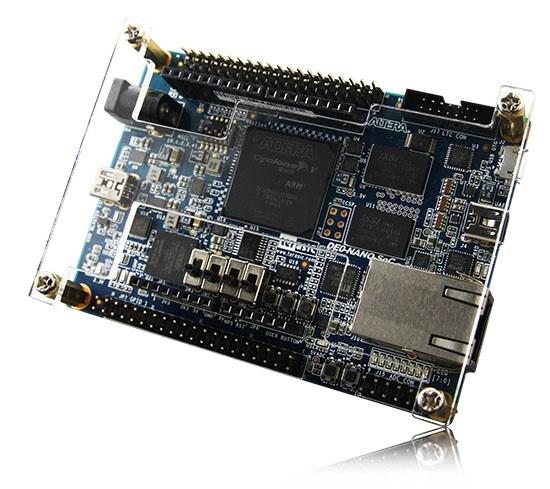 DE0-Nano-SoC ещё один миникомпьютер для творчества - 1