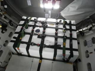 NASA устроило пожар на космическом корабле Cygnus - 2
