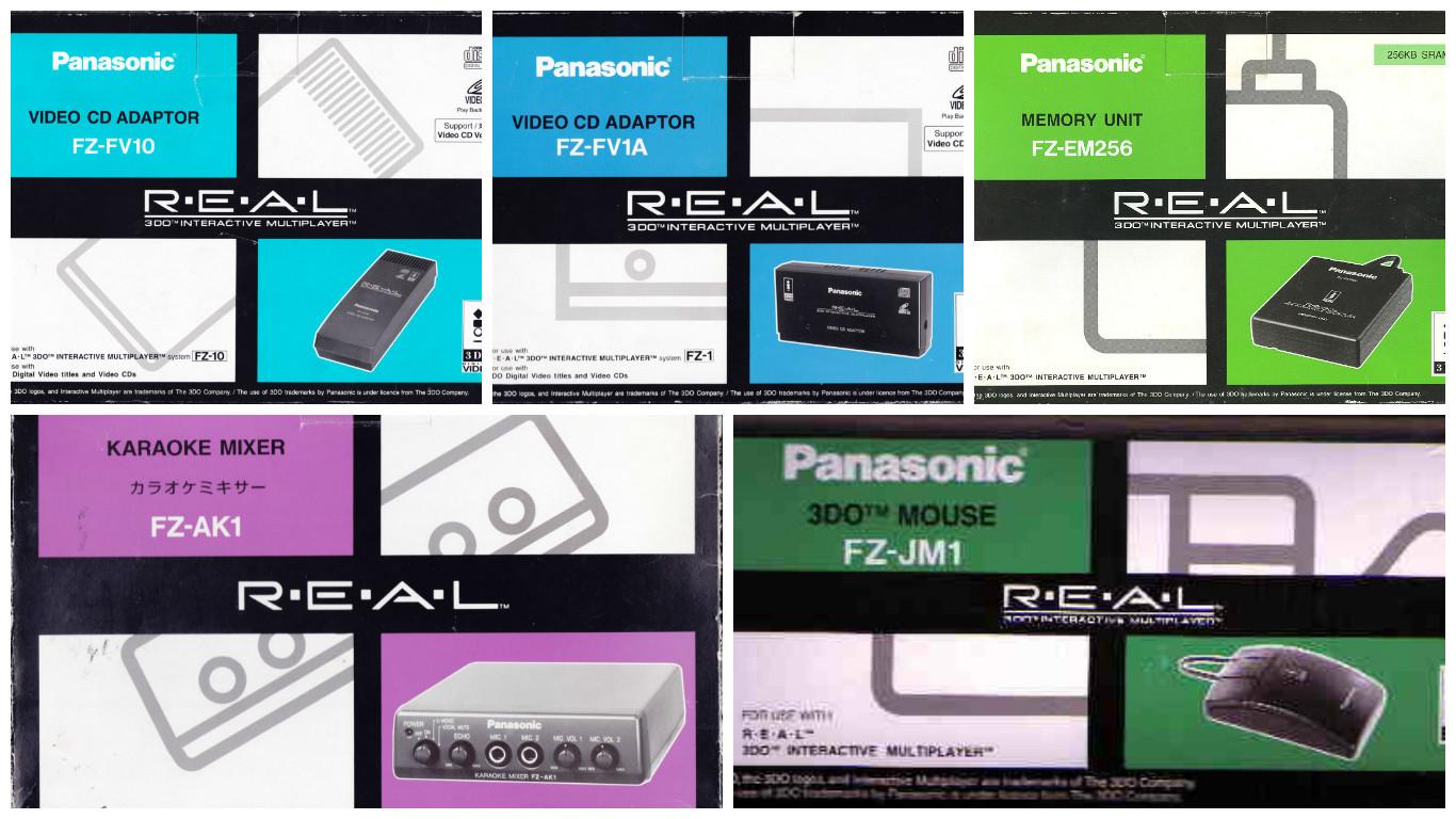 The 3DO Company и 3DO Interactive Multiplayer (Panasonic и не только) - 22
