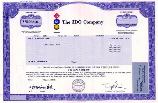The 3DO Company и 3DO Interactive Multiplayer (Panasonic и не только) - 23