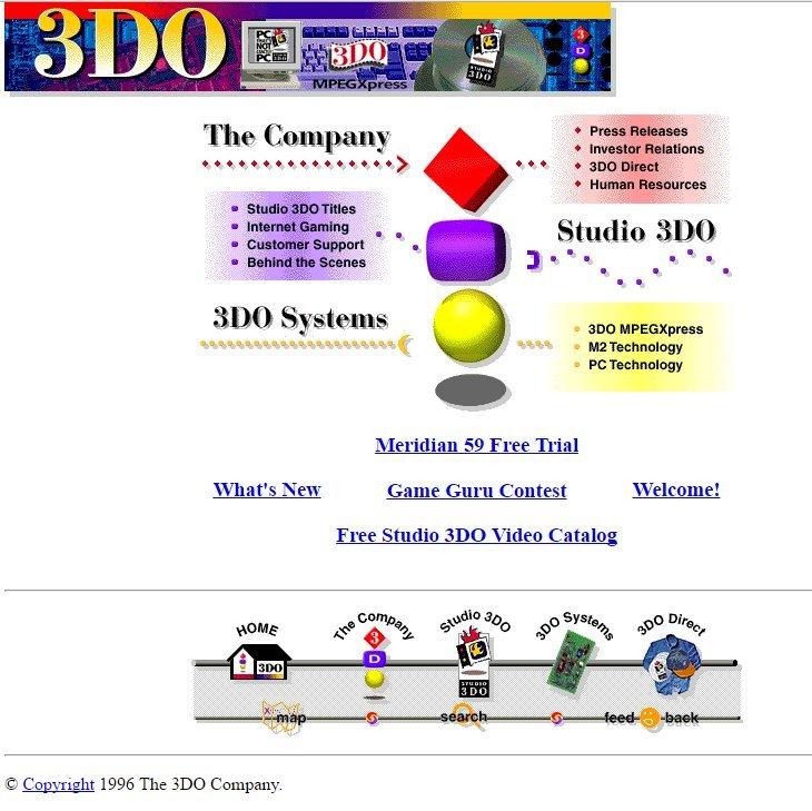 The 3DO Company и 3DO Interactive Multiplayer (Panasonic и не только) - 24