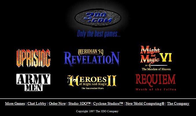 The 3DO Company и 3DO Interactive Multiplayer (Panasonic и не только) - 26