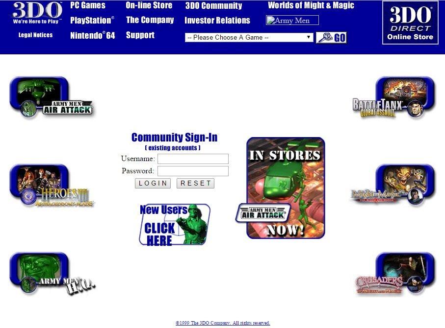 The 3DO Company и 3DO Interactive Multiplayer (Panasonic и не только) - 27