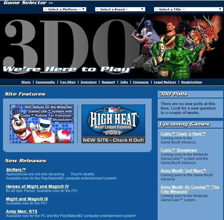 The 3DO Company и 3DO Interactive Multiplayer (Panasonic и не только) - 29
