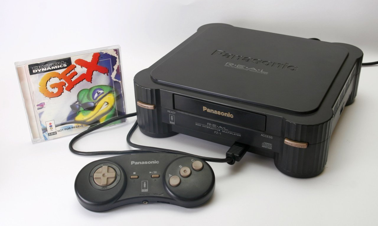 The 3DO Company и 3DO Interactive Multiplayer (Panasonic и не только) - 1