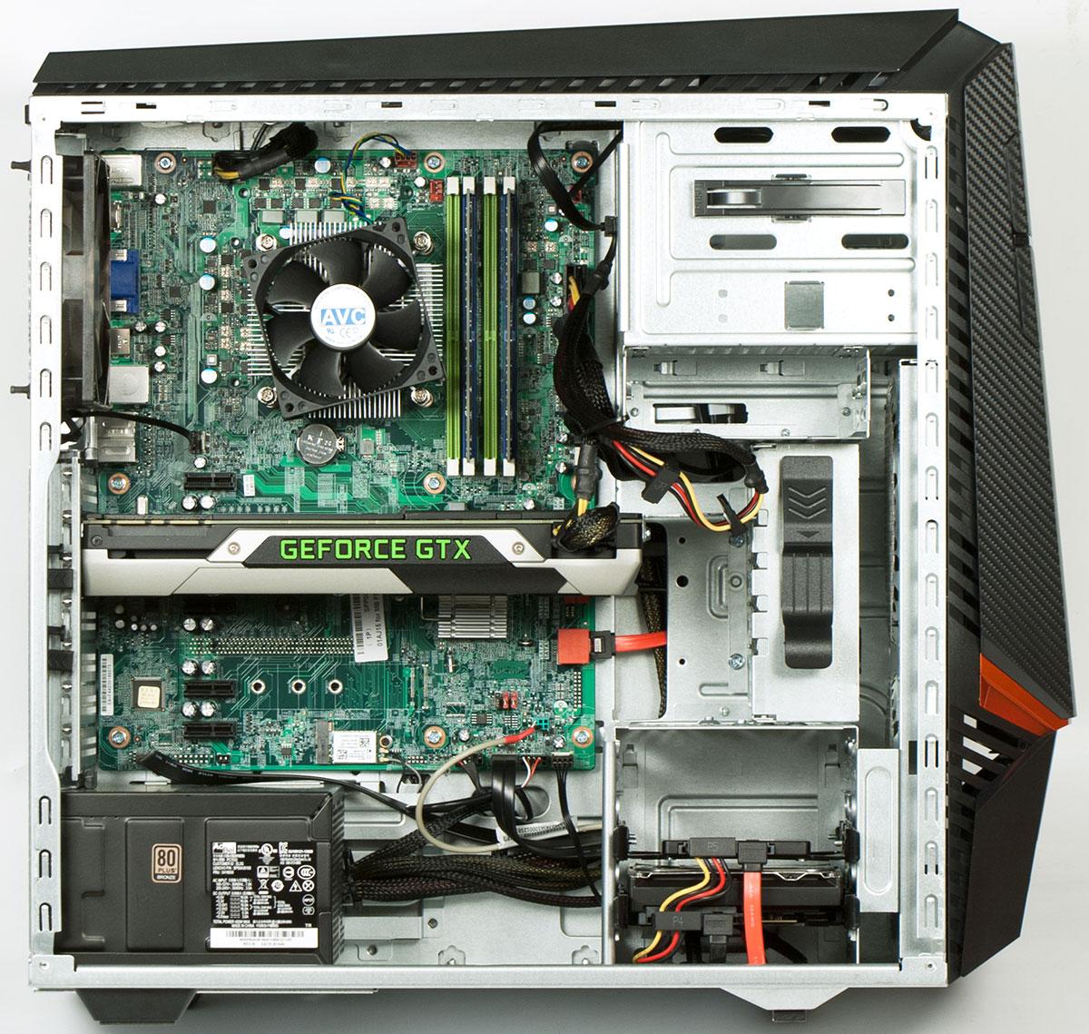 Обзор Lenovo Ideacentre Y900 - 12