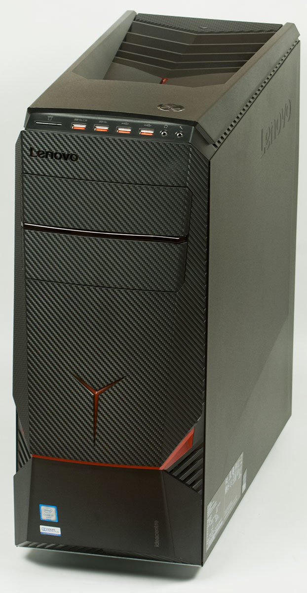 Обзор Lenovo Ideacentre Y900 - 2