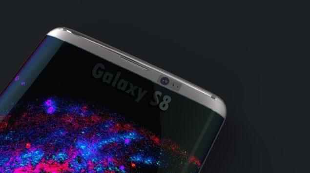 Смартфону Samsung Galaxy S8 приписывают сдвоенную камеру с системой Smart Zoom