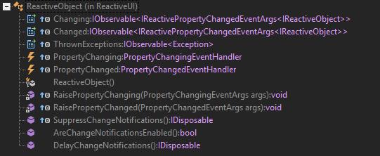 Введение в ReactiveUI: прокачиваем свойства во ViewModel - 1