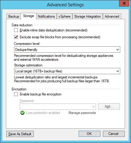 NetApp ONTAP c Veeam Backup & Replication - 5