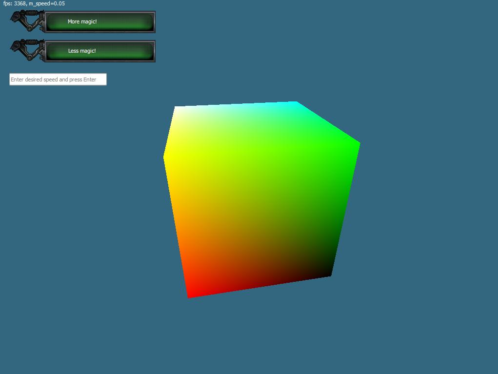 QtQuick-QML в качестве игрового UI - 1