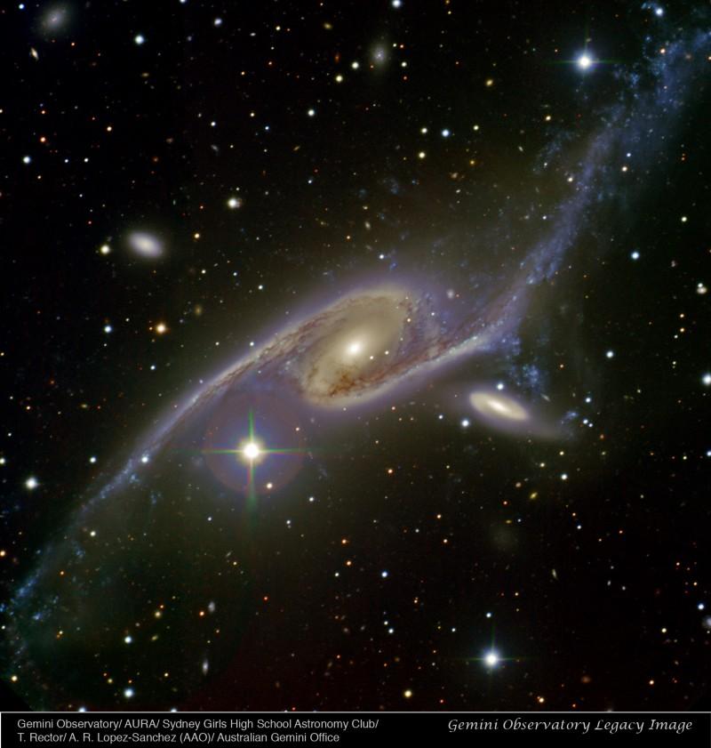 Спросите Итана №62: самая большая спиральная галактика - 3