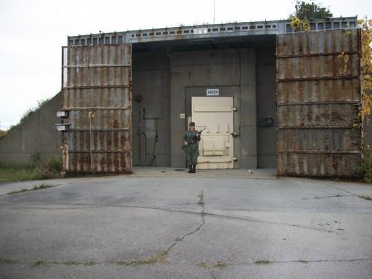 Уникальный ЦОД Finger Lakes Technologies Group внутри ядерного хранилища - 6