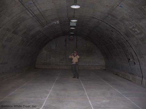 Уникальный ЦОД Finger Lakes Technologies Group внутри ядерного хранилища - 7