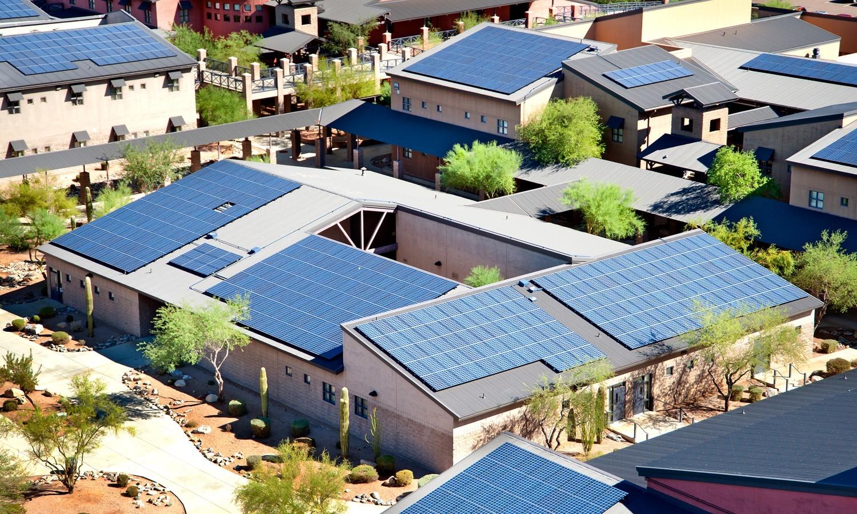 Илон Маск предложил объединить Tesla и SolarCity - 1