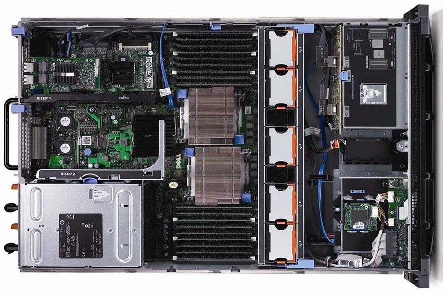 Самые популярные модели refurbished-серверов - 10
