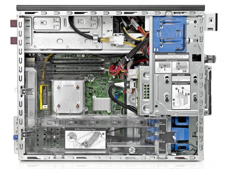 Самые популярные модели refurbished-серверов - 14