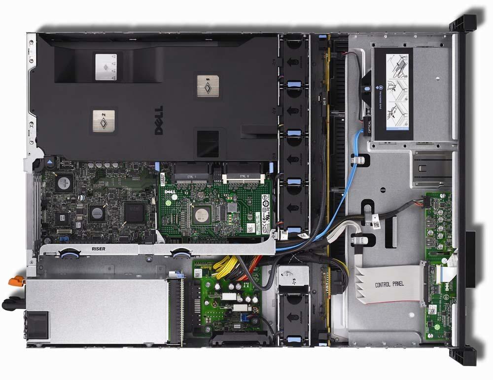 Самые популярные модели refurbished-серверов - 7
