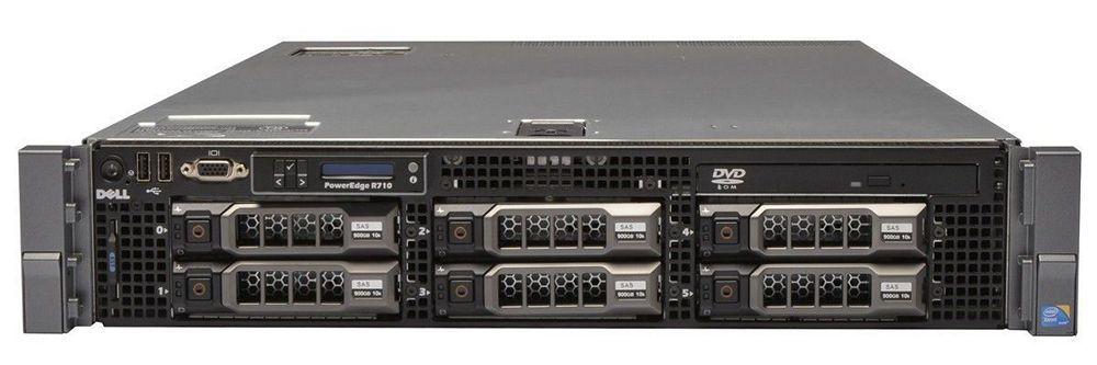 Самые популярные модели refurbished-серверов - 9