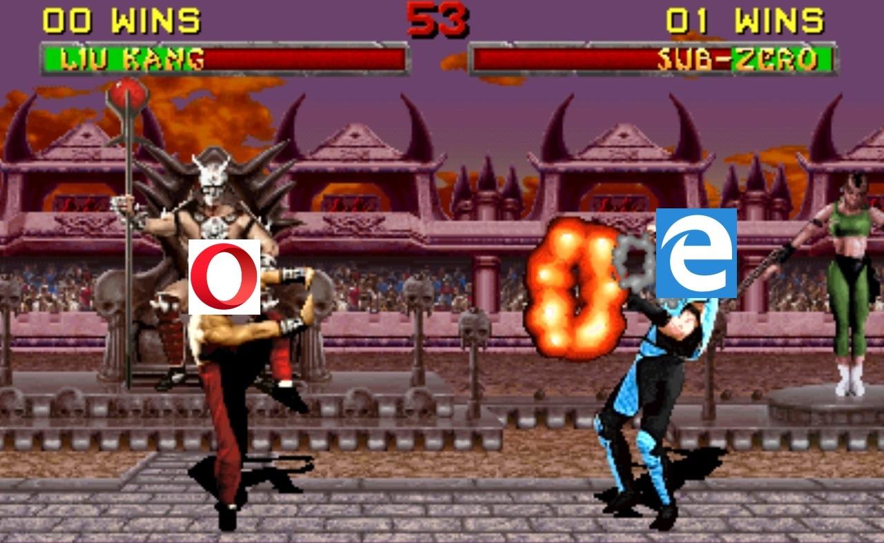 Opera ответила на тест энергоэффективности браузеров Microsoft - 1