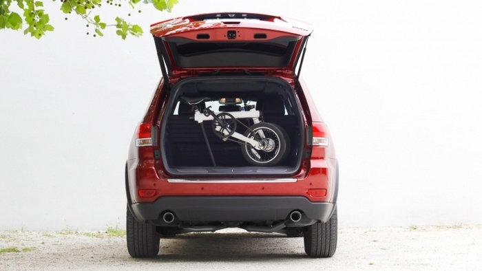Электровелосипед Xiaomi Mi Qicycle Folding Electric Bicycle оценен в $455 - 4