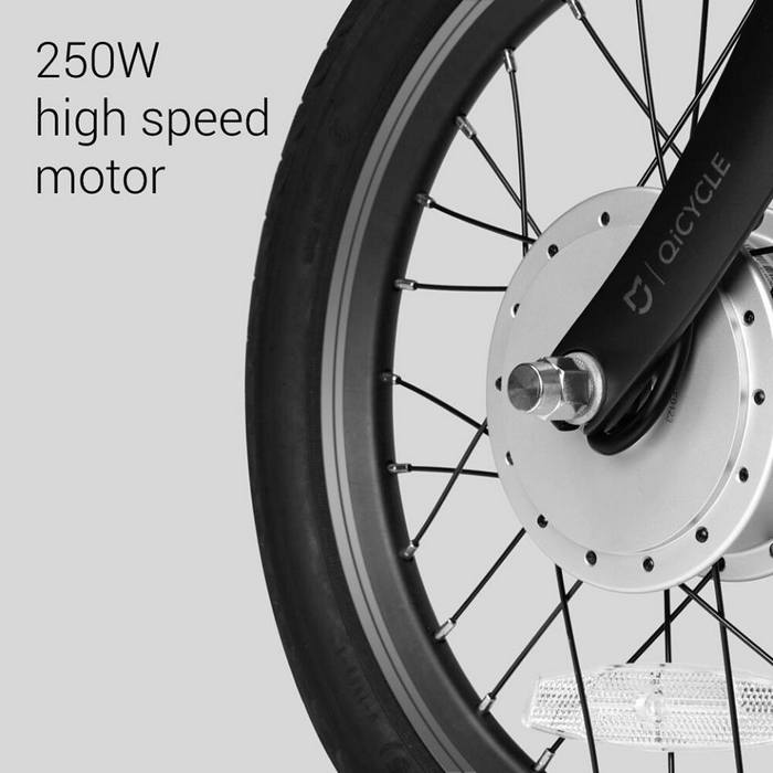 Электровелосипед Xiaomi Mi Qicycle Folding Electric Bicycle оценен в $455 - 5