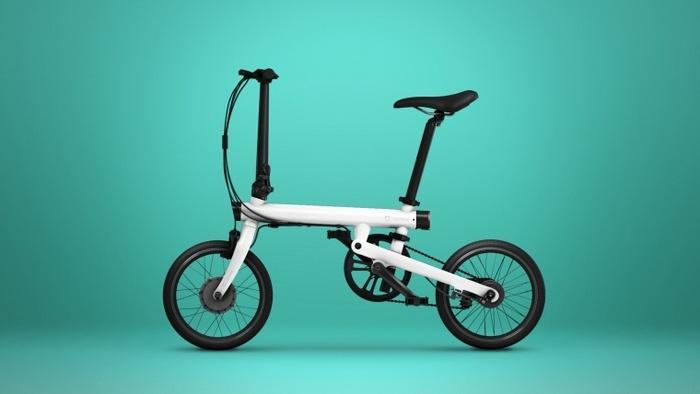 Электровелосипед Xiaomi Mi Qicycle Folding Electric Bicycle оценен в $455 - 1