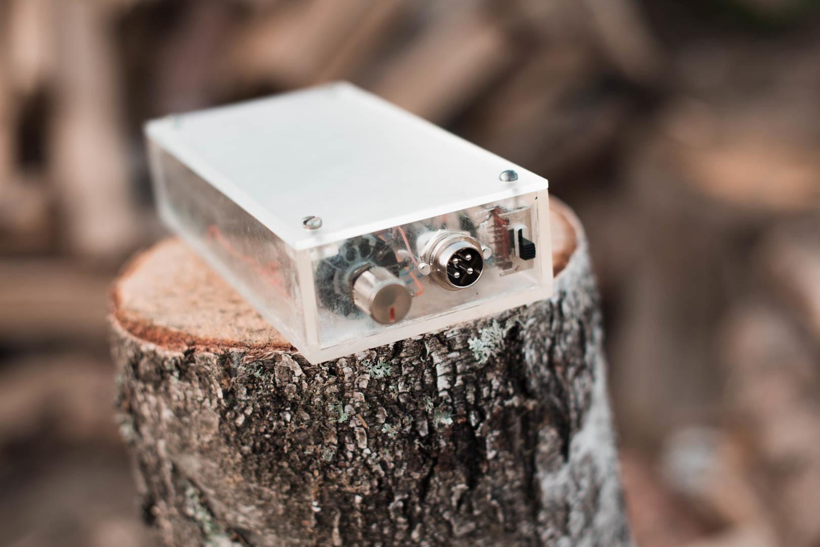 #2 Блок управления видеослайдером - 16