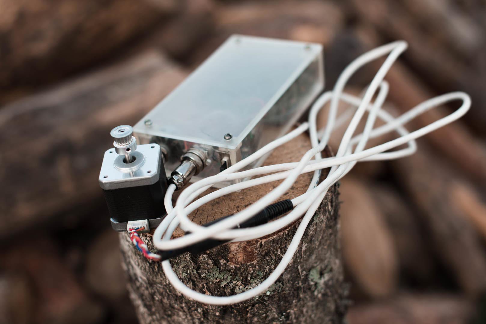 #2 Блок управления видеослайдером - 1