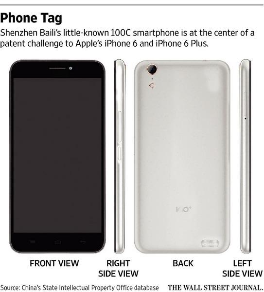 Baili уже не продаёт свои смартфоны, хотя иску против Apple это не помеха