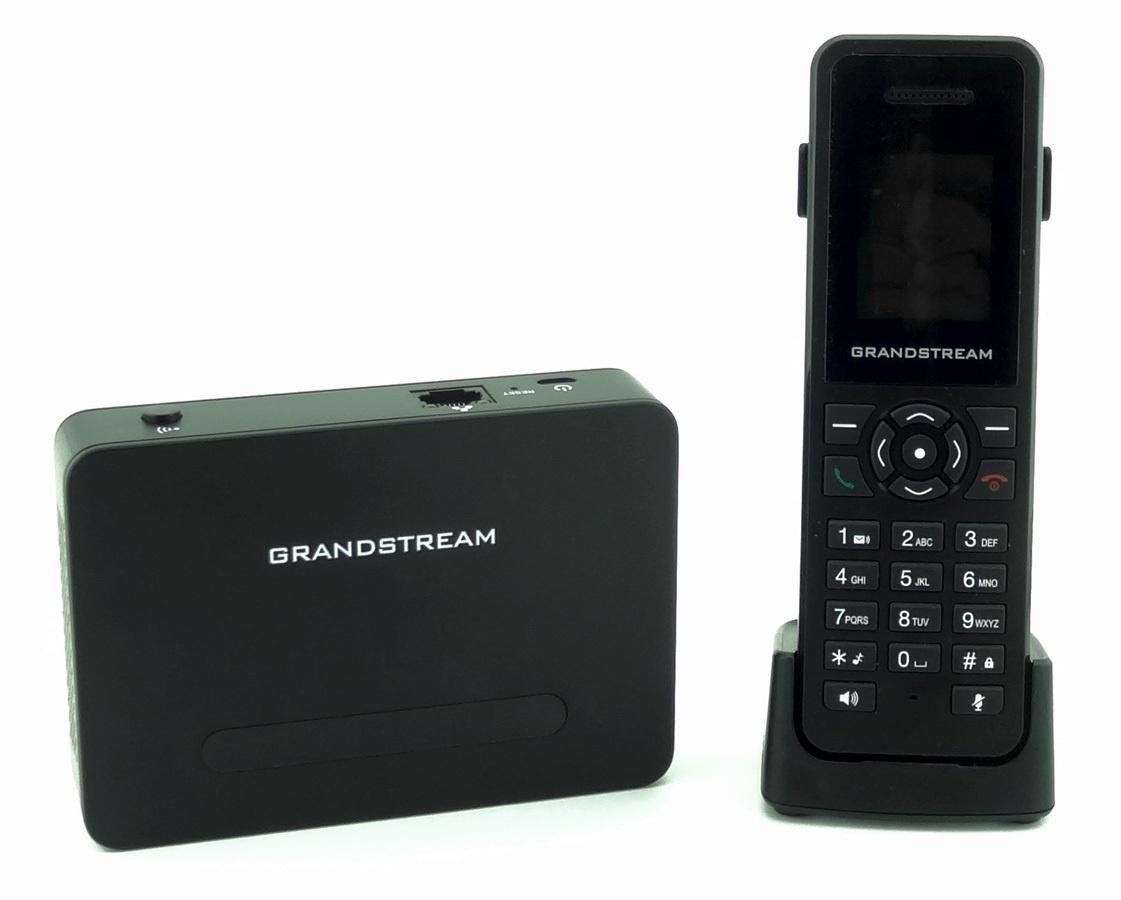 Обзор нового DECT IP телефона Grandstream DP750-DP720 - 8