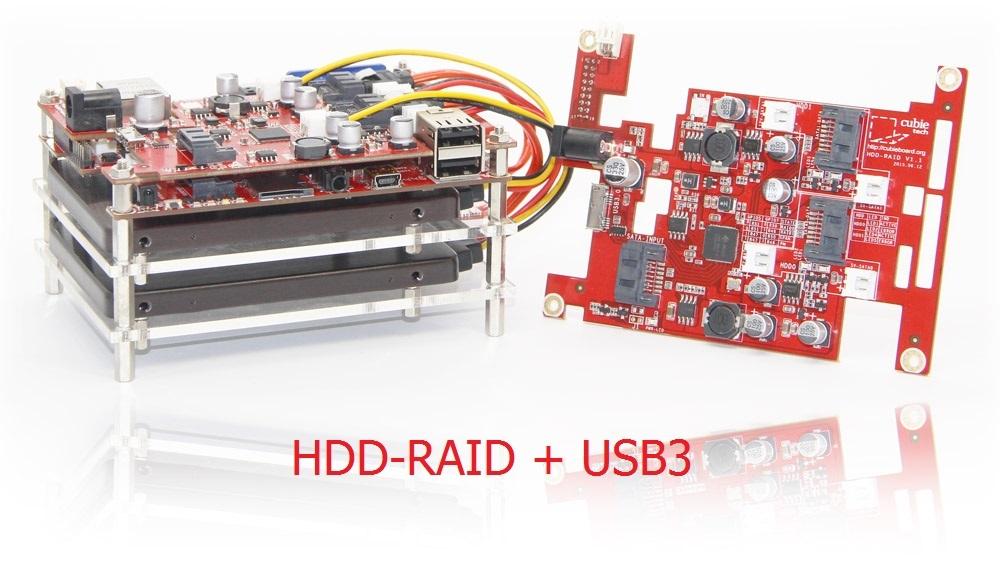 Анонсирован Cubieboard 5-Cubietruck Plus и HDD-RAID Shield - 22