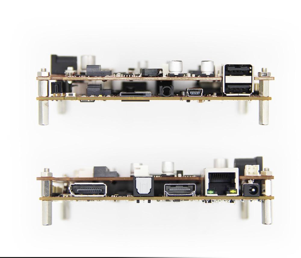 Анонсирован Cubieboard 5-Cubietruck Plus и HDD-RAID Shield - 30