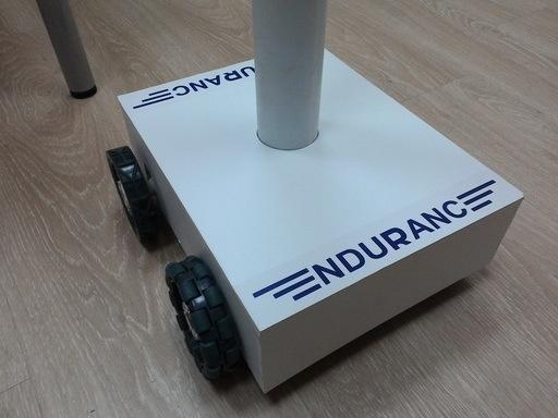 «Продолжение. Часть 1.2. Как я собирал робота телеприсутствия на колесной базе.» Технологии Endurance Robots&Lasers - 4