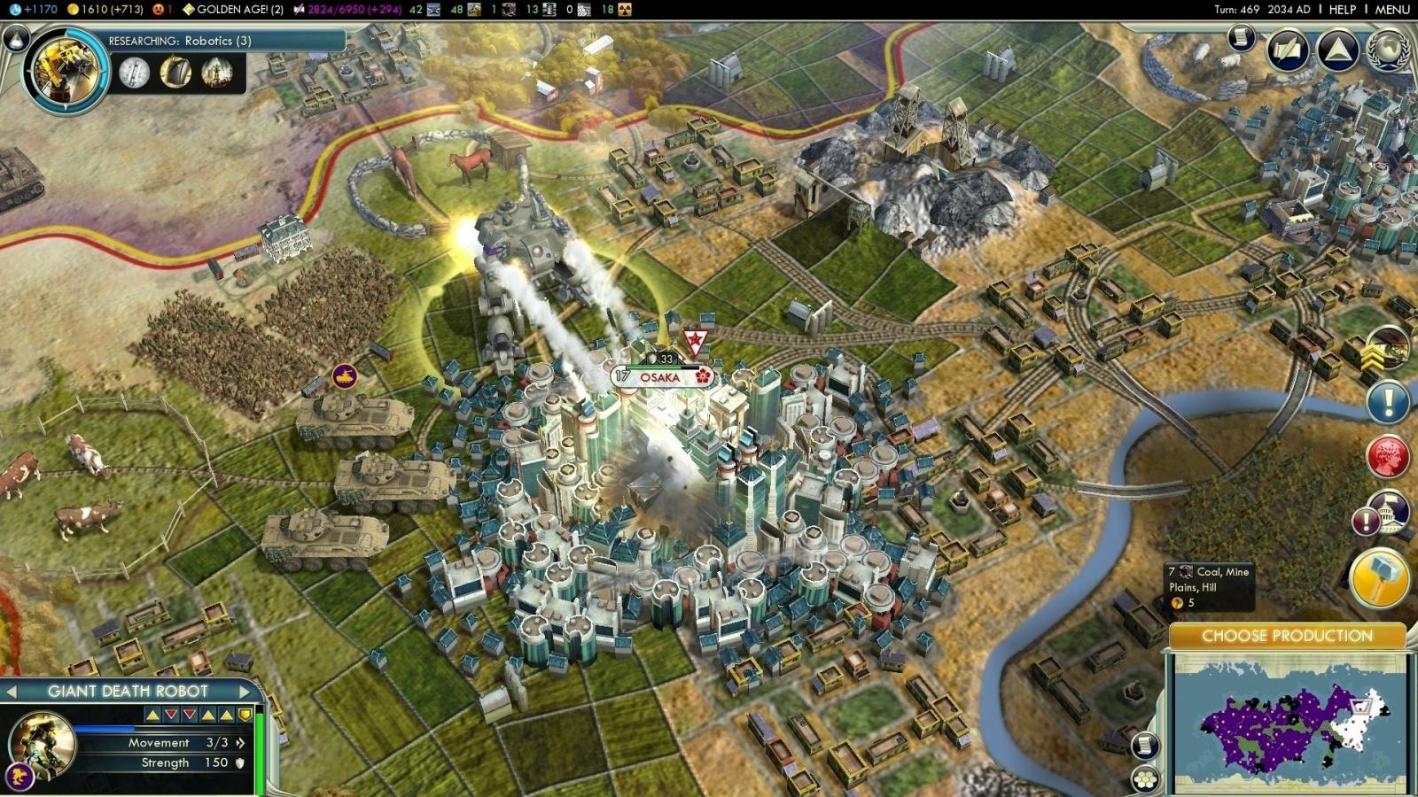 Civilization V будут использовать для обучения в школах - 1