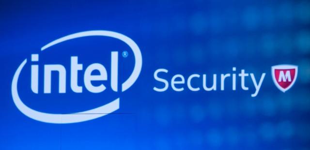 Intel может избавиться от бизнеса Intel Security