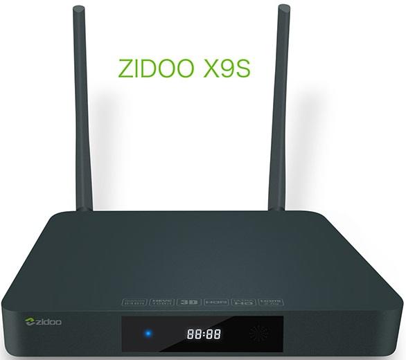 Медиацентры Zidoo X8 и Zidoo X9S основаны на SoC Realtek RTD1295