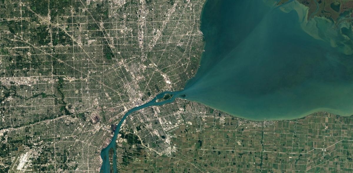 Google значительно повысила качество спутниковых карт - 4