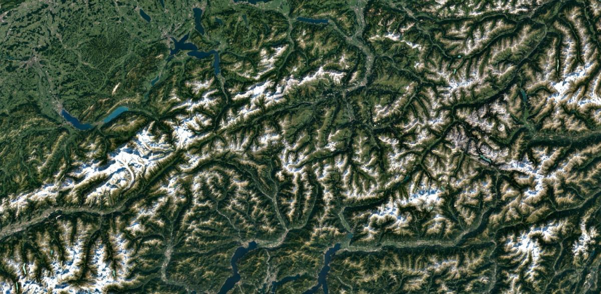 Google значительно повысила качество спутниковых карт - 5