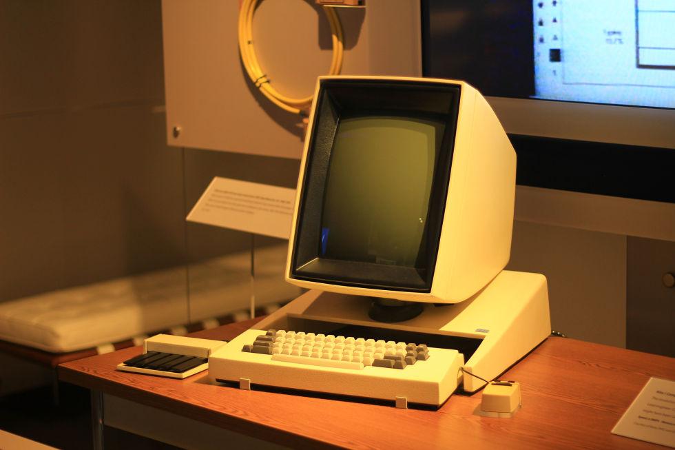 Xerox Alto: первый в мире ПК с Ethernet и лазерным принтером - 2