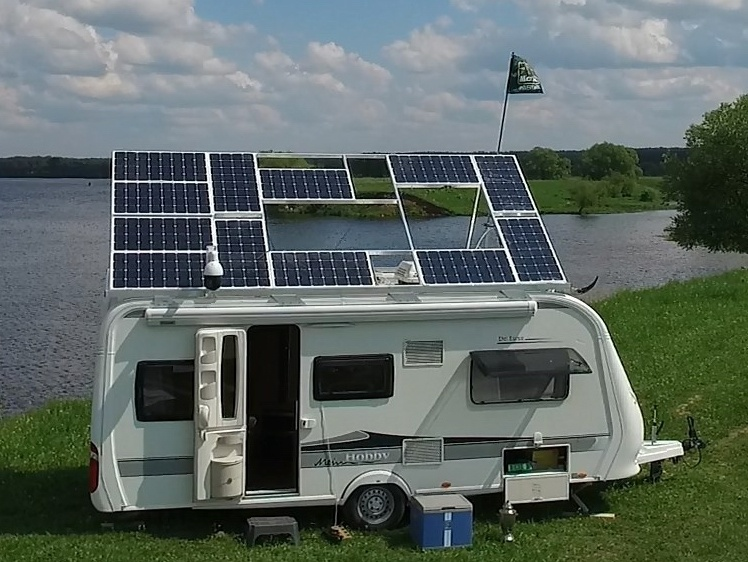 Спецпроект: Солнечная электростанция на автокемпере. Часть 1 - 1