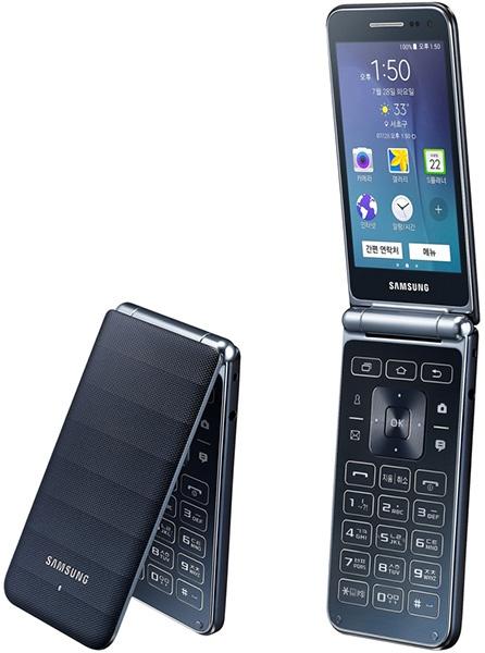 Samsung Galaxy Folder нового поколения замечен в базе данных GFXBench