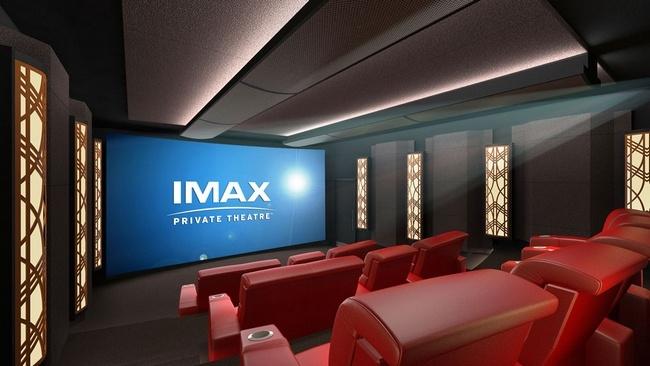 Домашний кинотеатр IMAX можно получить за $400 тыс.