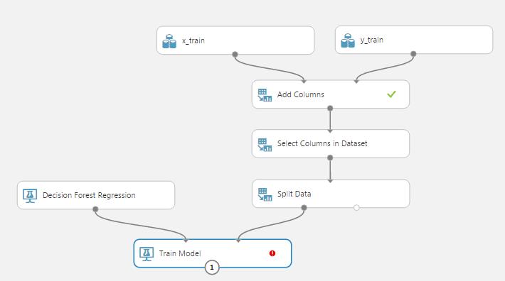 Решаем «Первый открытый контест» от Mail.ru по Data Science с помощью Azure ML (введение в Azure ML) - 13